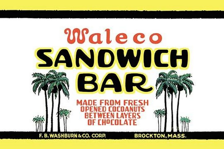 Waleco Sandwich Bar - Art Print