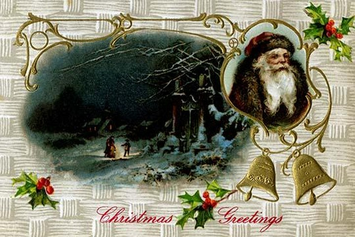 Christmas Greetings #5 - Art Print