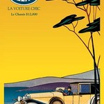 Delage - Out for a Drive - Art Print