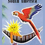Fly to South America by Jean Dubois - Art Print