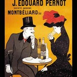 Absinthe J. Edouard Pernot by Leonetto Cappiello - Art Print