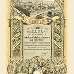 Akcie - Wine Cask Manufactures - Art Print