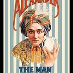 Alexander, The Man Who Knows by Moody Brothers - Art Print