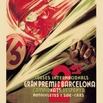 2nd International Barcelona Grand Prix - Art Print