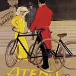Atena Bicycles by Anonymous - Art Print