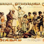 American Extravaganza Company: Sinbad, or, The Maid of Baisora - Art Print