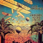 Aviation Meet in Los Angeles - Art Print