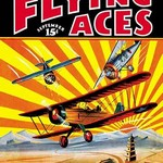 Flying Aces over the Rising Sun by C. B. Mayshark - Art Print