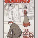 Bearings: The Cycling Magazine by Charles Arthur Cox - Art Print