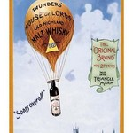 Saunders's House of Lords Whiskey by Fred Smith - Art Print