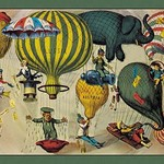Balloonists as Symbols of Nationalism - Art Print