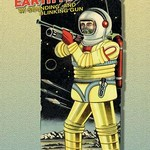 Battery Operated Earth Man - Art Print