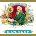 Benjamin Rush Cigars - Art Print