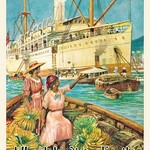 West Indian Fruit: Shipped Fresh Daily to International Ports - Art Print