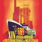XIV Official International Model Fair in Barcelona #2 by Guillermo - Art Print
