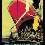Our Export Trade Is Vital: Buy Victory Bonds by Arthur Keelor - Art Print