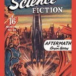 Authentic Science Fiction: Blast Off - Art Print