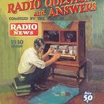 1001 Radio Questions and Answers - Art Print