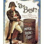 Imperial French Coffee - Art Print