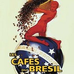 The Coffees of Brazil - Art Print