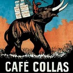 Cafe Collas by Anonymous - Art Print