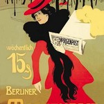 Berliner Morganpost by Howard Pyle - Art Print