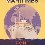 Take a Cruise around the World with Les Messageries Maritimes by Georges Taboureau - Art Print
