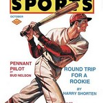 Blue Ribbon Sports: Round Trip for a Rookie - Art Print