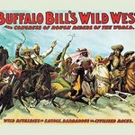 Buffalo Bill: Wild Rivalries of Savage, Barbarous and Civilized Races - Art Print