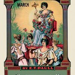 Woman Forever: March by E.T. Paull - Art Print