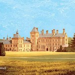 Walton Hall - Art Print
