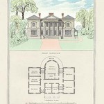 A Villa in the Roman Style #2 by Richard Brown - Art Print