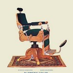 Barber's Chair #75 - Art Print