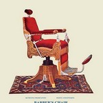 Barber's Chair #78 - Art Print
