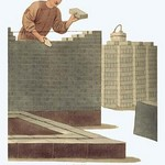 A Bricklayer by George Henry Malon - Art Print