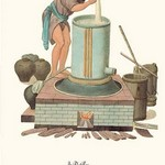 A Distiller by George Henry Malon - Art Print