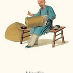 A Lantern Painter by George Henry Malon - Art Print