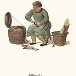 A Shoemaker by George Henry Malon - Art Print