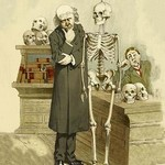 Death Under Inspection by F. Frusius M.D. - Art Print