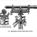 C.L. Berger and Sons' Precise Level - Art Print