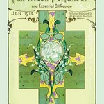 American Perfumer and Essential Oil Review, January 1914 - Art Print