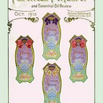 American Perfumer and Essential Oil Review, October 1913 - Art Print