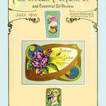 American Perfumer and Essential Oil Review, July 1910 - Art Print