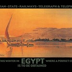 Spend This Winter in Egypt Where a Perfect Climate Is to Be Obtained by D. Rudeman - Art Print