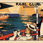 Real Club de Barcelona by H.M. Lawrence - Art Print
