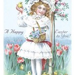 A Happy Easter To You - Art Print