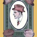 1914 Spring-Summer Hat Collection - Art Print