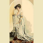 A Lady of Distinction - Art Print