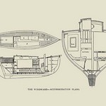 The Windward-Accommodation Plans by Charles P. Kunhardt - Art Print