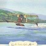 The Curtiss Hydro, 1911 by Charles H. Hubbell - Art Print